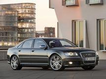 Audi S8 рестайлинг 2006, седан, 2 поколение, D3