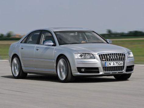 Audi S8 (D3) 06.2006 - 08.2007