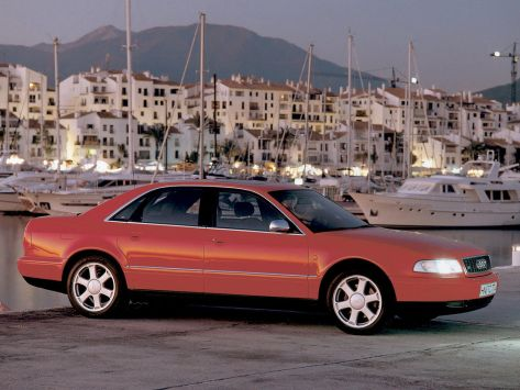 Audi S8 (D2) 07.1996 - 05.1999