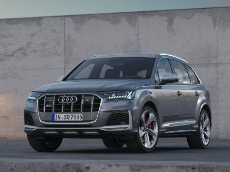 Audi SQ7 4M