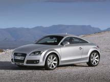 Audi TT 2006, купе, 2 поколение, 8J
