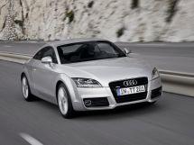 Audi TT рестайлинг 2010, купе, 2 поколение, 8J