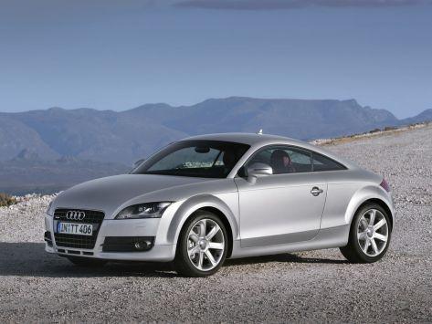 Audi TT (8J) 04.2006 - 06.2010