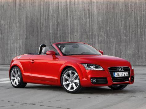 Audi TT (8J) 05.2010 - 09.2014