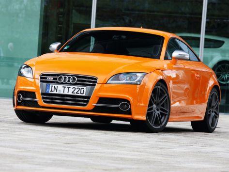 Audi TTS (8J) 05.2010 - 09.2014