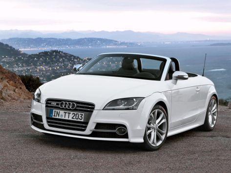 Audi TTS (8J) 05.2010 - 09.2013