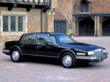 Cadillac Seville 1985, седан, 3 поколение