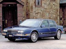 Cadillac Seville рестайлинг 1988, седан, 3 поколение