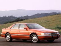 Cadillac Seville 1991, седан, 4 поколение