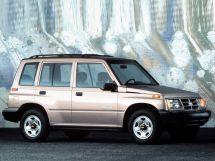 Chevrolet Tracker 1997, джип/suv 5 дв., 1 поколение