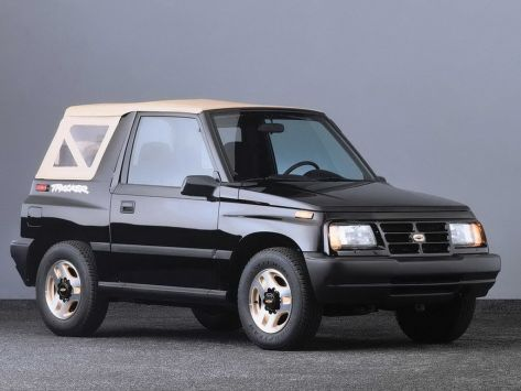 Chevrolet Tracker  06.1997 - 11.1998