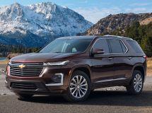 Chevrolet Traverse рестайлинг, 2 поколение, 03.2020 - н.в., Джип/SUV 5 дв.