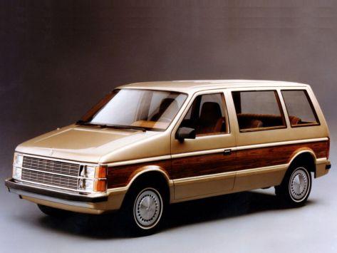 Dodge Caravan  11.1983 - 05.1987
