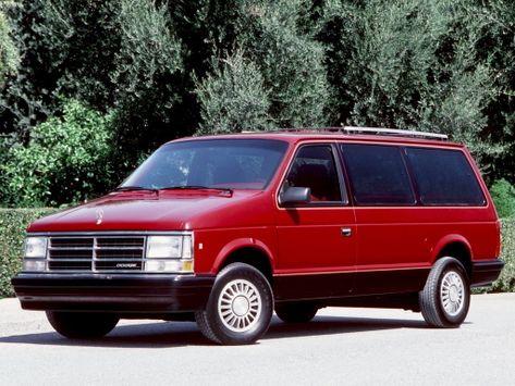 Dodge Caravan  06.1987 - 07.1990