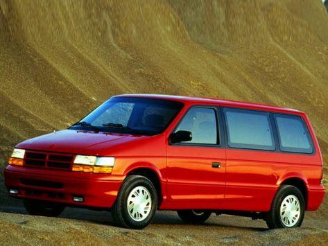 Dodge Caravan  08.1990 - 08.1995