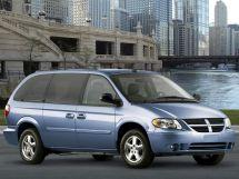 Dodge Grand Caravan рестайлинг 2003, минивэн, 4 поколение