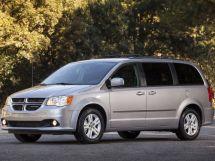 Dodge Grand Caravan рестайлинг 2010, минивэн, 5 поколение
