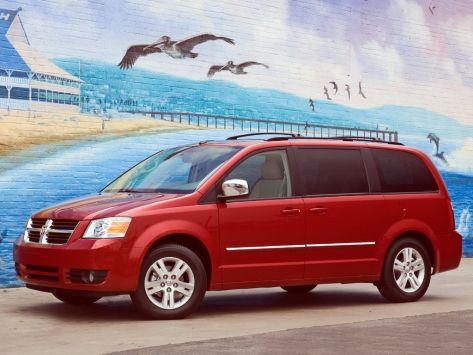 Dodge Grand Caravan  01.2007 - 05.2010