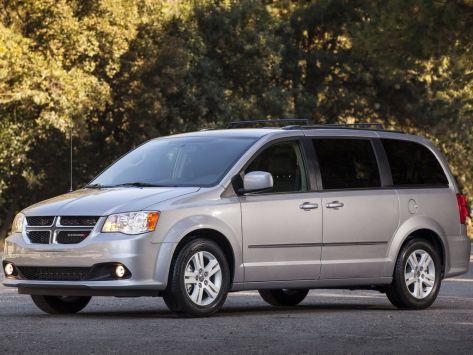 Dodge Grand Caravan  02.2010 -  н.в.