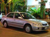 Honda City SX8