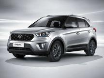 Hyundai Creta рестайлинг 2020, джип/suv 5 дв., 1 поколение, GS