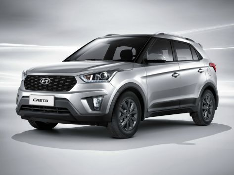 Hyundai Creta (GS) 03.2020 -  н.в.