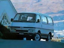 Isuzu Midi 1986, минивэн, 1 поколение