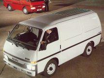 Isuzu Midi 1986, цельнометаллический фургон, 1 поколение