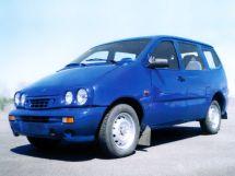 Лада 2120 Надежда 1998, минивэн, 1 поколение