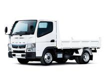 Mitsubishi Fuso Canter 8 поколение, 11.2010 - н.в., Бортовой грузовик