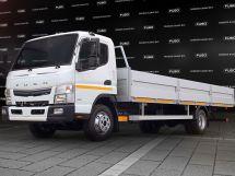 Mitsubishi Fuso Canter 8 поколение, 07.2010 - н.в., Бортовой грузовик
