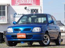 Nissan March 2-й рестайлинг 1997, хэтчбек 3 дв., 2 поколение, K11