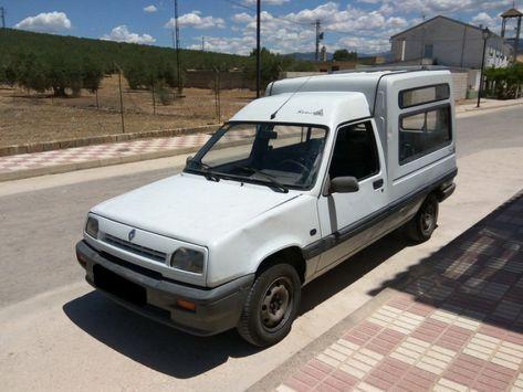 Renault Express  06.1991 - 05.1994