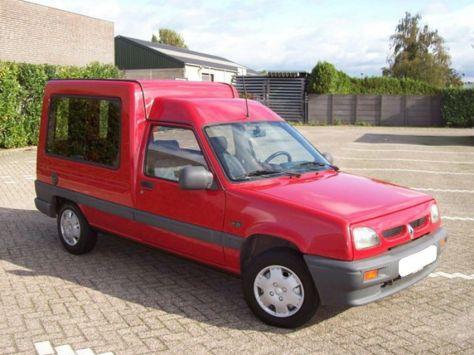 Renault Express  06.1994 - 07.2000