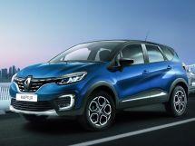 Renault Kaptur рестайлинг 2020, джип/suv 5 дв., 1 поколение