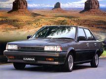 Toyota Carina 1984, седан, 4 поколение, T150, T160
