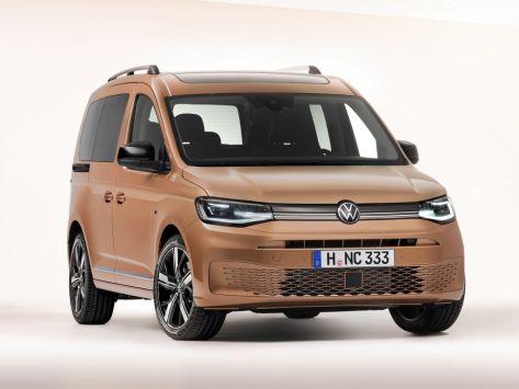 Volkswagen Caddy  02.2020 -  н.в.