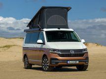 Volkswagen California рестайлинг 2020, минивэн, 6 поколение, T6.1
