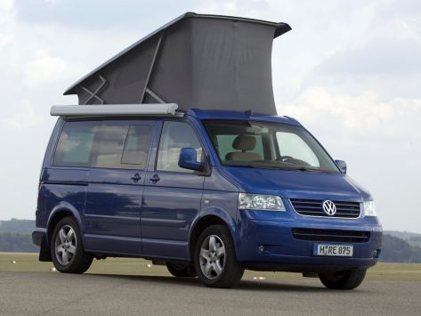 Volkswagen California (T5) 01.2003 - 08.2009