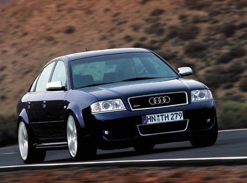 Audi RS6 2002 - 2004