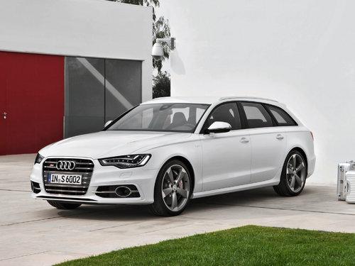 Audi S6 2011 - 2014