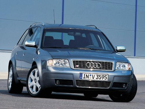 Audi S6 1997 - 2001