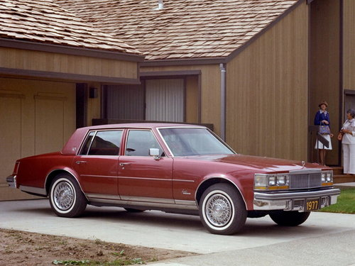 Cadillac Seville 1975 - 1979