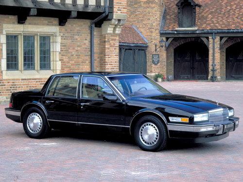 Cadillac Seville 1985 - 1988