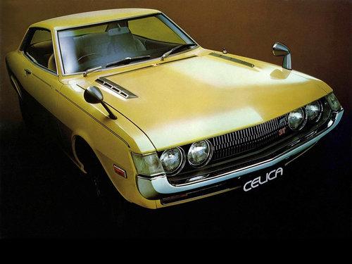 Toyota Celica 1970 - 1977