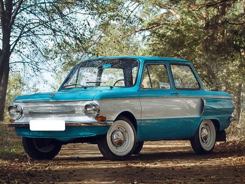 ЗАЗ Запорожец 1966 - 1972