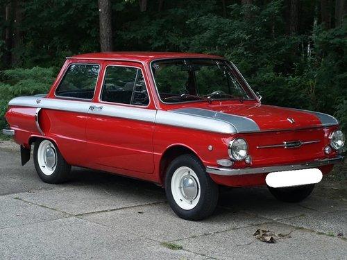 ЗАЗ Запорожец 1971 - 1979