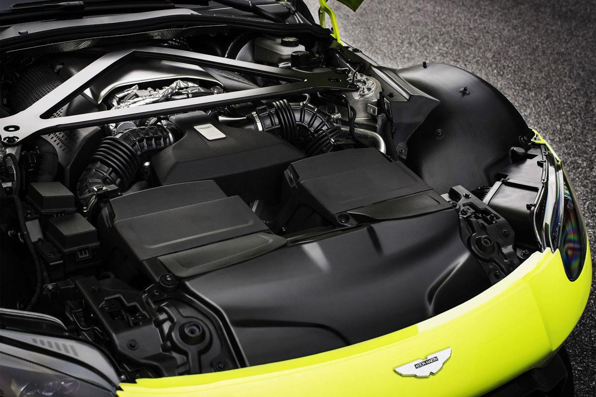Aston Martin откажется от двигателей Mercedes-AMG: названа причина