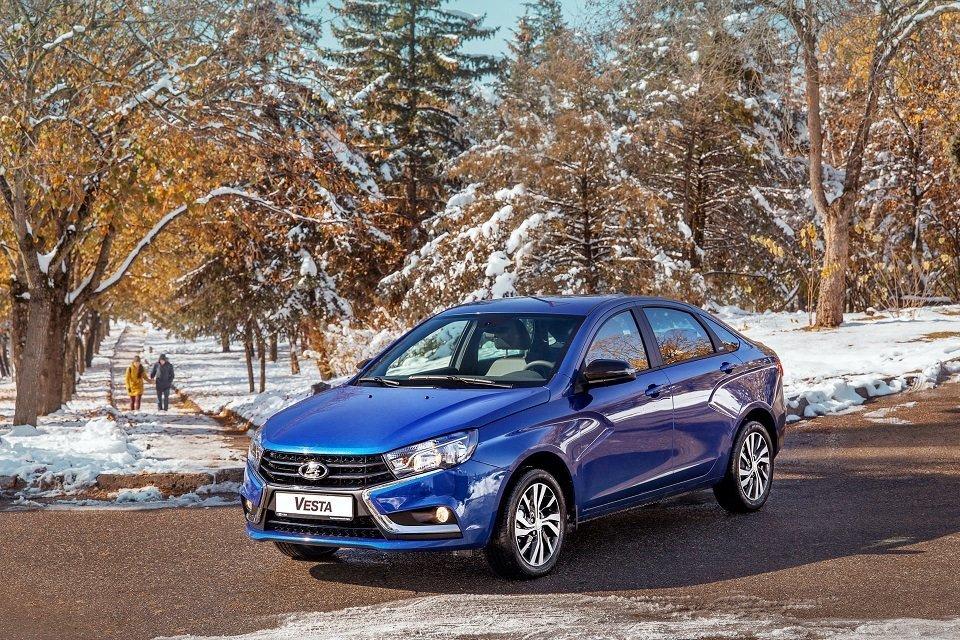 На Украине подтвердили выпуск автомобилей Lada