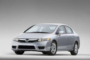 Седан Honda Civic прошел 800 000 км без больших ремонтов